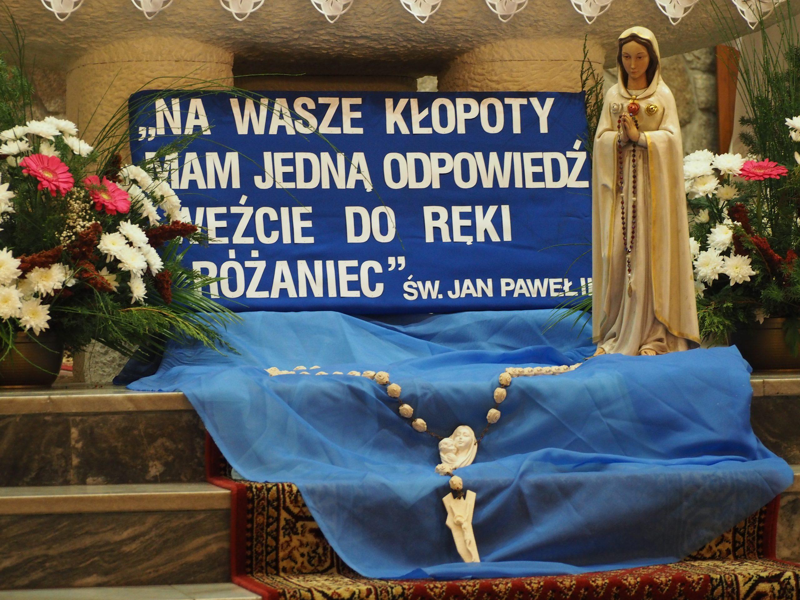 Piękny Wiersz O Różańcu Parafia św Józefa Rzemieślnika